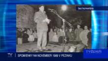 SPOMIENKY NA NOVEMBER 1989 V PEZINKU