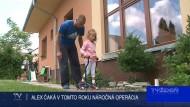 ALEX ČAKÁ V TOMTO ROKU NÁROČNÁ OPERÁCIA