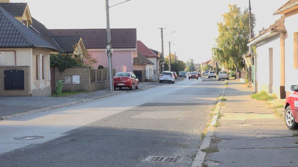 f78eac81934b Na Cajle sa budujú priechody pre chodcov – TV PEZINOK